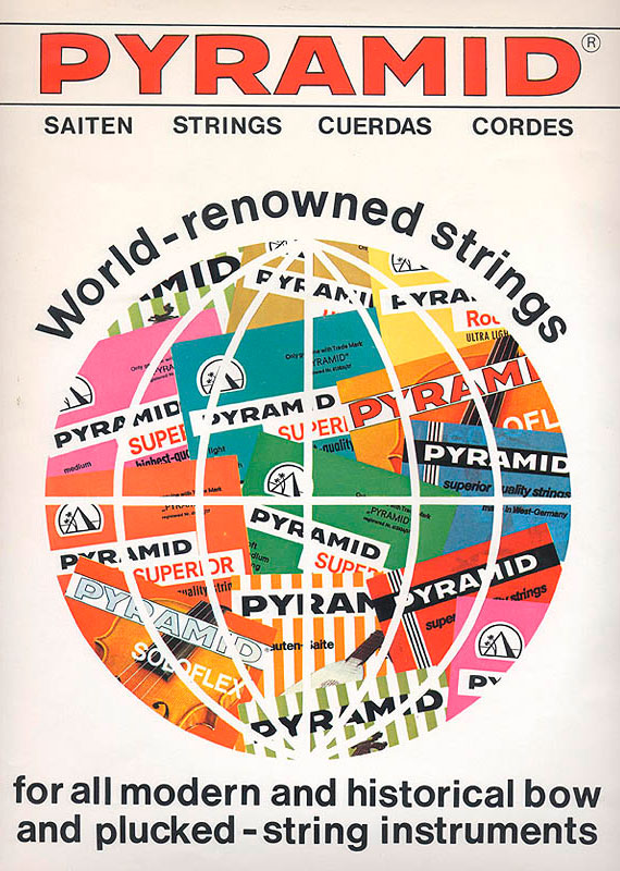 World-renowned Strings (1980)