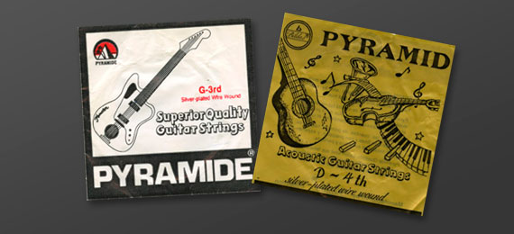 Plagiate Guitar Strings