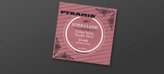 Guitar String Super Classic
