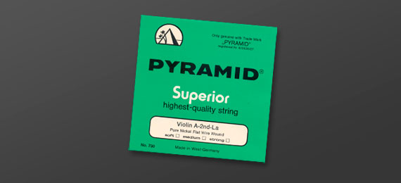 Violin String Superior (1980)