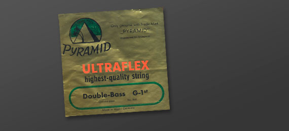 Double Bass Strings Ultraflex