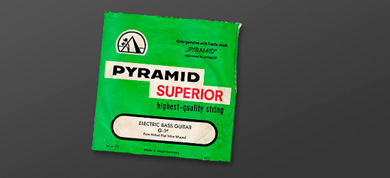 Electric Bass Strings Superior