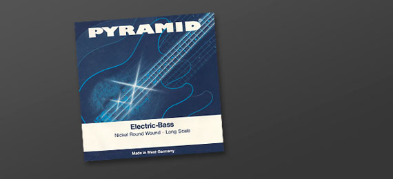 Electric Bass Strings Nickel Roundwound