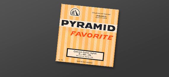 Concert Guitar Strings Favorit