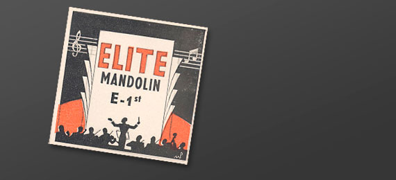 Mandolin ELITE (1920)
